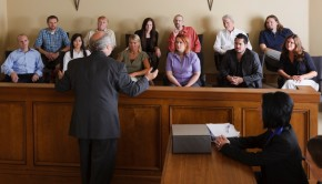 Addressing a Jury
